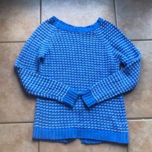 3/$30 Olive & Oak Knit Button Detail Top Medium